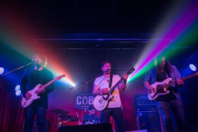 The Pistolwhips band