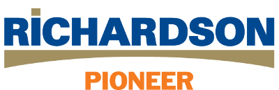 Richardson Pioneer logo