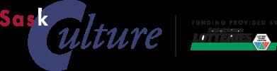 SaskCulture | Saskatchewan Lotteries logos