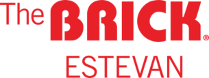 The Brick - Estevan logo